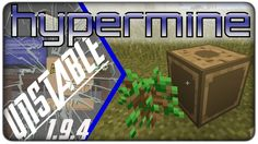 [Lets Play] Hypermine Unstable :: E02 - Nearly a Tutorial episode. Nemsun playing FTB Unstable on the Hypermine modded server!
