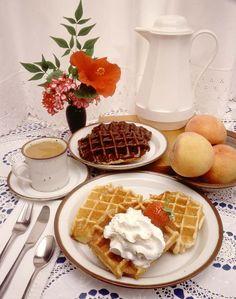 Las 3 Mejores Recetas de Waffles