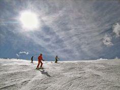 Markudjik ski center - Rila mountain Ski Season, Montenegro, Bulgaria, Travel Guides, Skiing, Waves, Snow, Seasons, Mountain
