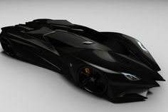 2012 Lamborghini Ferruccio Concept by Mark Hostler