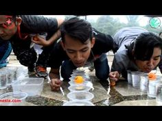 Outdoor Team Building games Picnic at Phat Tich pagoda - YouTube