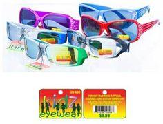 kidz eyewear children's fun sunglasses Case of 300