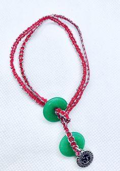 AVENTURINE RED ADJUSTABLE BRACELET Green Quartz, Pink Quartz, Quartz Crystal, Solar System Bracelet, Beaded Necklace, Beaded Bracelets, Circulatory System, Green Aventurine, Reduce Inflammation
