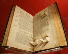 The Elements of Geometrie… : The Fascinating Art of Paper Engineering   Smithsonian Libraries