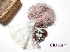 * Charin Hand made *シュシュ/ピンク