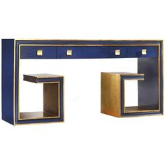 Hooker Furniture Melange Greek Key Console