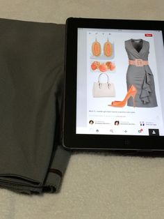 Mod 11: vestido gris con tela casimir supremo liso color gris. 2 mts