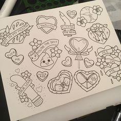 lisa simpson tattoo - Google Search