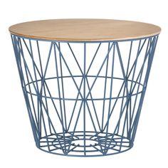 Multipurpose Wire Basket, Petrol, 3 Sizes