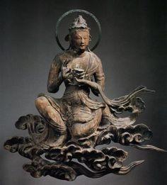 雲中供養菩薩像, 北25号像/Unchu Kuyo Bodhisattva