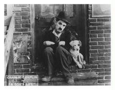 Charlie #Chaplin glossy: 10'' X 8'' picture [A Dog's Life] $3.97