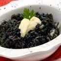 Receta de Arroz negro con calamares y ali-oli - Karlos Arguiñano