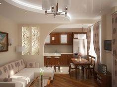 Преображение маленькой кухни, фото