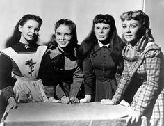 Elizabeth Taylor as Amy March in Little Women (1949 ...