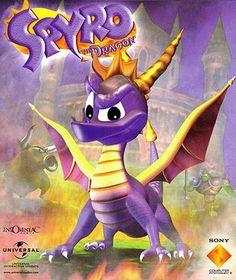 Spyro The Dragon [Portable] [Español]