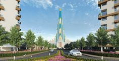 world tallest temple complete in 2019