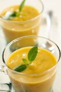 Kefir Mango Shake   VoedingsDomein   Tussendoor   Recepten