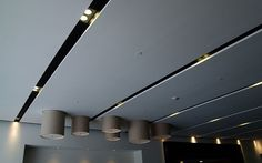 Plafon a base de tableros Tablaroca