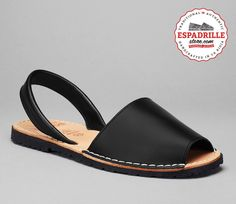 97170def69cb DIEGOS Fine handmade leather sandals from Spain. Leather Avarcas