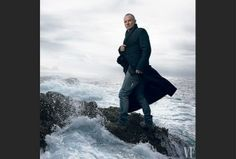 Sting Photographed by Annie Leibovitz