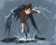 SPARK: Bio: Robin by FeatherWeightSparks
