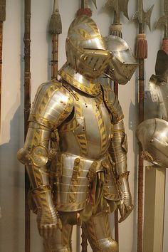 Field and Tournament armour of Johann Wilhelm, Duke of Saxe-Weimar | Flickr - Photo Sharing!
