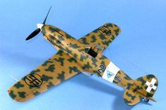 21st Century Toys Macchi C.202 Folgore by Bob Aikens: Image