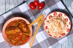 De gezonde recepten van Ursie Meat, Chicken, Food, Tomatoes, Beef, Meal, Essen, Hoods, Meals