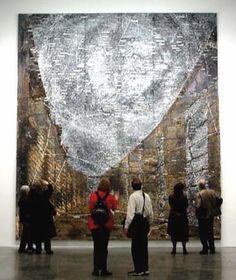 Anslem Kiefer: The sky palace: 2002