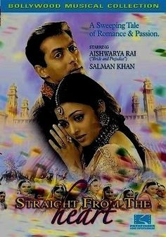 """Hum Dil De Chuke Sanam (1999)  The Italian bits were not filmed in Italy...I do love that Bollywood movies haven't eschewed happily ever afters...but for quite awhile this could have been named """"The Zombie Bride""""."""