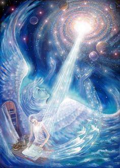 Небесные Белые Существа через Натали Глассон: Миссия Коллективного Вознесения D0643b03f0b2bdfa2061b6f1040ac87f--im-mystique