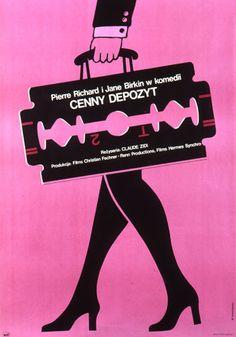 Mieczyslaw Wasilewski, Cenny depozyt plakat filmowy, 1977
