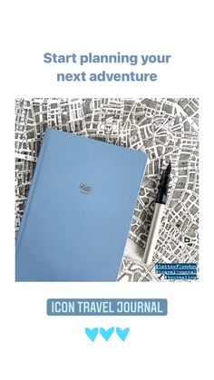 """""""Oh, the places you'll go"""".⠀⠀⠀⠀⠀⠀⠀⠀⠀ Start planning your next adventure with Letts of London! Shown here, Icon Travel Journal in Blue, with a luxurious coated paper cover. Includes world time zone maps, city information and more. Available at lettsoflondon.com #traveljournal #travelgram #travelblogger #travelstories #traveldiary #traveladdict #traveler #traveller #travelling #wanderlust #notebook #writing #lettsoflondon Time Zone Map, World Time Zones, Mid Century Modern Colors, City Information, London Icons, Icon Collection, Paper Cover, Pen And Paper, London Travel"""