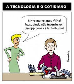 A Tecnologia e o nosso cotidiano