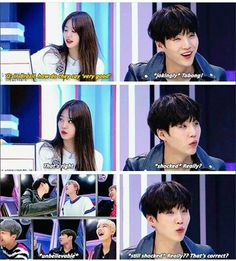 Hahaha suga suprised reaction is platinum precious