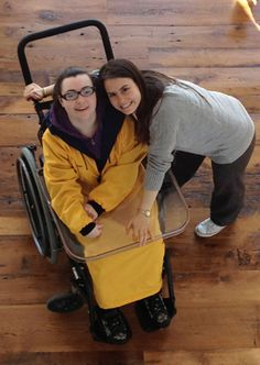 Outerwear made specifically for wheelchair users! >>> See it. Believe it. Do it. Watch thousands of spinal cord injury videos at SPINALpedia.com