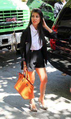 kourtney kardashian style | Kourtney Kardashian Photos - Kim Kardashian, Kourtney Kardashian And ...
