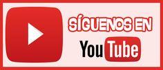 Suscríbete al canal   Síguenos en nuestro canal oficial en YouTube y experimenta una nueva forma de estar actualizado(a) con lo más reciente y novedoso en tecnología.  Suscríbete haciendo clic sobre el icono de abajo:  YouTube