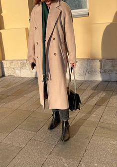 Look Fashion, Duster Coat, Jackets, Down Jackets, Jacket