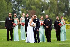 wedding party photos - Google Search