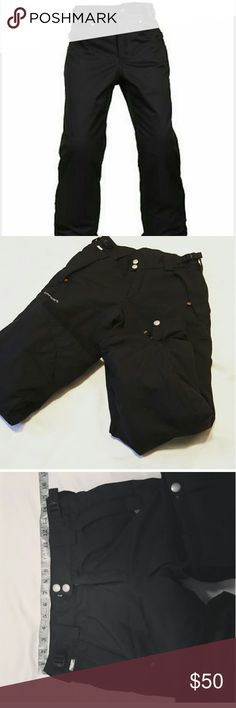 YOUTH COLUMBIA CONVERT SNOWBOARD SKI PANTS My price is firm  YOUTH WATERPROOF COLUMBIA CONVERT SNOWBOARD SKI PANTS worn once only. 14/16 youth  they are my brothers. Columbia Bottoms Sweatpants & Joggers