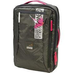 Bring this pack as an airplane carryon to hold all of your travel necessities.