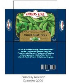 Birds Eye Sugar Snap Peas