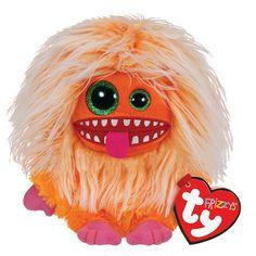 TY Frizzys Plopsy Plush Toy 6inch