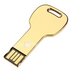 Prezzi e Sconti: #16gb metallo tipo di chiave del usb pen drive  ad Euro 4.82 in #Miniinthebox #Chiavette usb