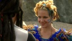 The Tribe ... TV Show ... Eagle / Amber