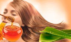 Aprenda como fazer uma hidratação com babosa na sua casa! Descubra como deixar seus cabelos macios, brilhantes e sedosos fazendo hidratação com babosa e mel