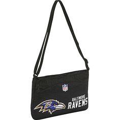 NFL Jersey Mini Purse/Baltimore Ravens Baltimore Ravens.