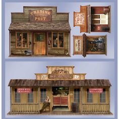 Wild West Wall Decor from Birthday Express