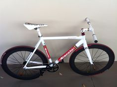 Bianchi Bike Machine, Bicycle Types, Fixed Gear Bicycle, Pista, Life Cycles, My Ride, Cycling, Paradise, Track